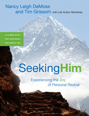 Seeking Him: Experiencing the Joy of Personal Revival - eBook  -     By: Nancy Leigh DeMoss, Tim Grissom