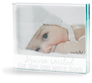 Precious Gift Glass Photo Frame  -