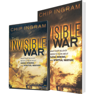 The Invisible War--3 DVDs and Study Guide   -     By: Chip Ingram