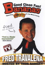 Bananas: Fred Travalena, DVD   -