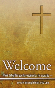 Registration Card - Welcome   -