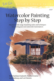 Watercolor Painting Step By Step  -