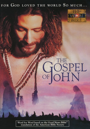 The Gospel of John: The Visual Bible, DVD   -