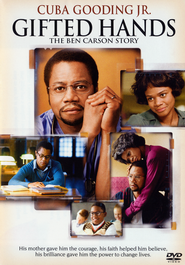 Gifted Hands: The Ben Carson Story, DVD   -