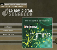 iWorship Hymns: The Essential Collection Digital Songbook  -