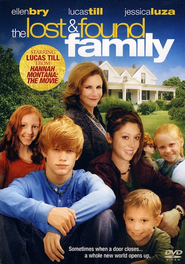 The Lost and Found Family, DVD   -              By: Lucas Till