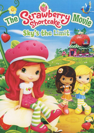 Sky's the Limit: The Strawberry Shortcake Movie, DVD   -