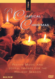 A Classical Christmas DVD  -