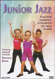 Junior Jazz DVD  -