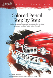 Colored Pencil Step By Step  -