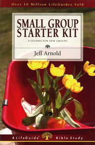 Small Group Starter Kit, Lifeguide Bible Studies   -     By: Jeffrey Arnold