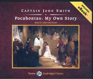 Pocahontas: My Own Story, Unabridged Audiobook on CD with eBook  -     Narrated By: Jonathan Reese     By: Capt. John Smith