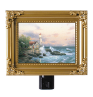 Beacon of Hope Nightlight   -              By: Thomas Kinkade