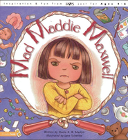 Mad Maddie Maxwell - eBook  -     By: Stacie K.B. Maslyn