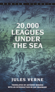 20,000 Leagues Under the Sea - eBook  -     By: Jules Verne