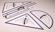 Dry Erase Magnetic Measurement Set  -