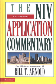 1 & 2 Samuel: NIV Application Commentary [NIVAC]   -     By: Bill T. Arnold