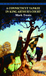 A Connecticut Yankee in King Arthur's Court - eBook  -     By: Mark Twain, Mark Twain