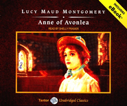 Anne of Avonlea, Unabridged Audiobook on CD with eBook  -     Narrated By: Shelly Frasier     By: L.M. Montgomery
