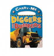 Carry-Me - Diggers and Dumpers  -     By: Jane Horne, Make Believe Ideas Ltd.
