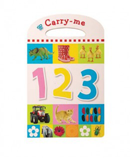 Carry-Me 1 2 3  -     By: Keith Griffin