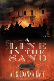 A Line in the Sand - eBook The Kane Legacy Series #1  -     By: Al Lacy, JoAnna Lacy