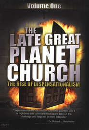The Late Great Planet Church Vol. 1, DVD   -