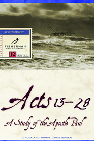 Acts 13-28: A Study of the Apostle Paul - eBook  -     By: Winnie Christensen, Chuck Christensen