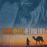 He Saw, He Left, He Conquered  -     By: Ravi Zacharias