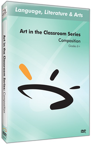 Art In The Classroom Series: Composition DVD  -