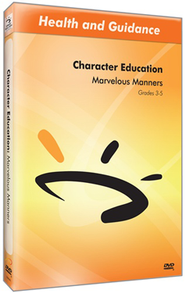 Marvelous Manners DVD & Guide  -