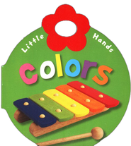 Little Hands Colors  -     By: Katie Cox