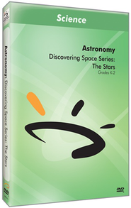 Discovering Space Series: The Sun DVD & Guide  -