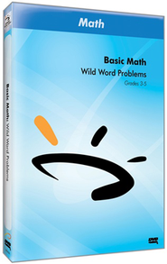 Wild Word Problems DVD  -