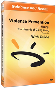 Hazing: The Hazards of Going Along DVD & Guide  -