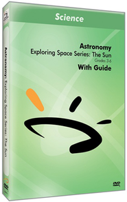 Exploring Space Series: The Sun DVD & Guide  -