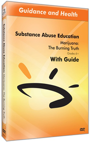 Marijuana: The Burning Truth DVD & Guide  -