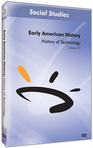 History of Technology DVD & Guide  -