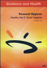 Healthy Me II: Good Hygiene DVD & Guide  -