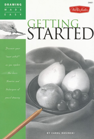 Drawing Made Easy: Getting Started     -