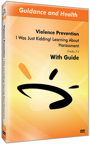 I Was Just Kidding! Learning About Harassment DVD & Guide  -