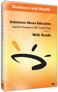Legal But Dangerous OTC And Rx Drugs DVD & Guide  -