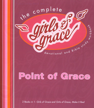 The Complete Girls of Grace: Devotional and Bible Study Workbook - Slightly Imperfect  -