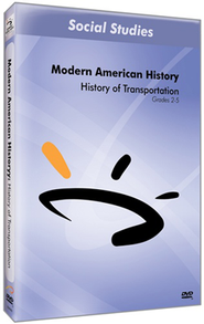 History of Transportation DVD & Guide  -
