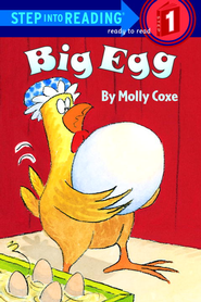 Big Egg - eBook  -     By: Molly Coxe