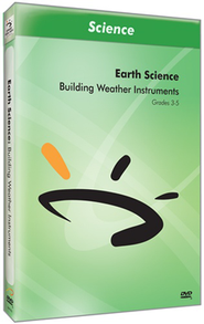 Building Weather Instruments DVD & Guide  -