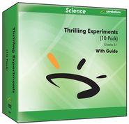 Thrilling Experiments Series 10 DVD & Guide Pack  -