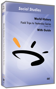 Field Trips to Yesterday Series 4 DVD & Guide Pack  -