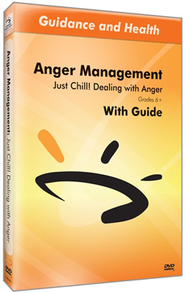 Just Chill! Dealing with Anger DVD & Guide  -