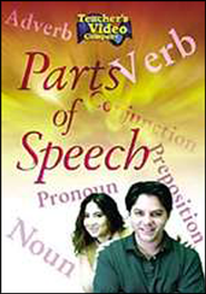 The Parts Of Speech DVD  -